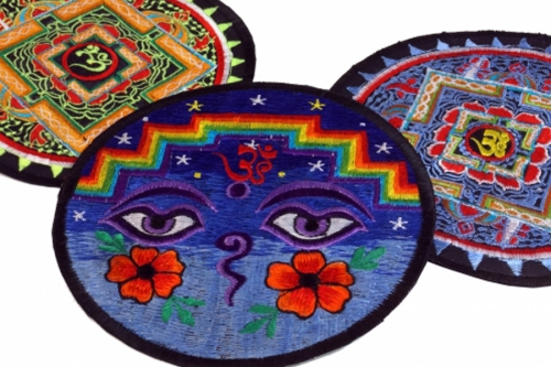 Goa Patches & sew-on badges