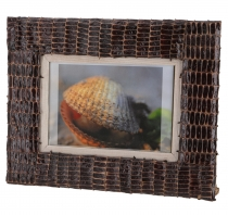 Leaves picture frame - model 2