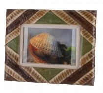 Leaves picture frame - model 1