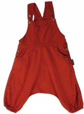 Children`s dungarees, pluder trousers, pump trousers, Aladdin tro..