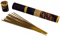 Balinese incense sticks in noble batik cloth packaging - Frangipa..