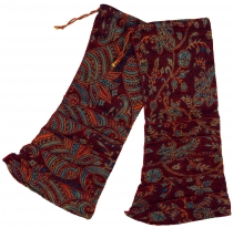 Leg warmers, Goa Legwarmer - bordeaux
