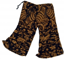 Leg warmers, Goa Legwarmer - black/golden yellow
