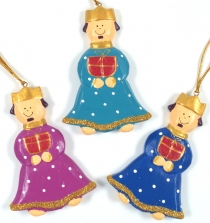 The holy three kings, tree hanging set