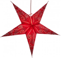 Foldable Advent Starlight Paper Star, Christmas Star 60 cm - Cass..
