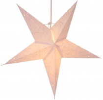 Foldable Advent Starlight Paper, Christmas Star 40 cm - Mercury s..