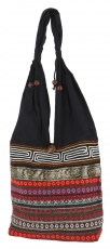 Sadhu Bag, ethno shoulder bag, hippie bag from Thailand - red