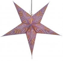 Foldable Advent Starlight Paper Star, Christmas Star 60 cm - Anta..