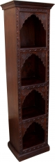 4 compartments round arch shelf with ornaments (JH0-213)