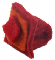 Felt ring angular