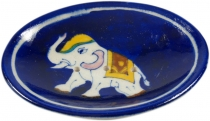 Hand painted ceramic soap dish no. 9