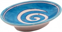 Hand painted ceramic soap dish no. 16