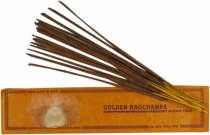 Handmade Incense Sticks - golden Nag Champa