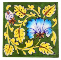 Indian ceramic tile - Design 6