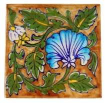 Indian ceramic tile - Design 8