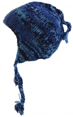 Children`s cap Planet multi mix blue