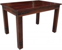 Small kitchen table R509 - dark