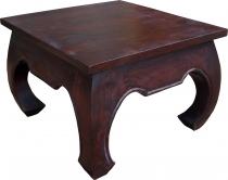 Opium table Floor table, Coffee table from India, square