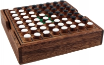Board game, board game made of wood - Othello, wooden game