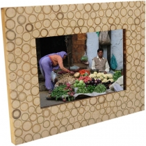 Picture Frame Bamboo-1