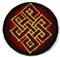 Patches (patches), infinite knot