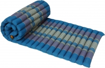 Rollable thai mat with kapok filling