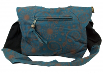 Sadhu Bag, Shopper, small shoulder bag - petrol