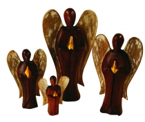 Guardian angel in 4 sizes