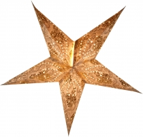 Foldable Advent light paper star, Christmas star 60 cm - Antaris ..